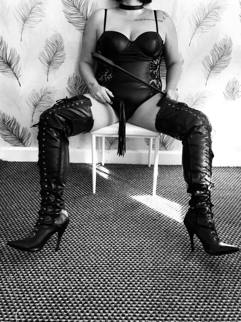 The dominatrix class that changed my life