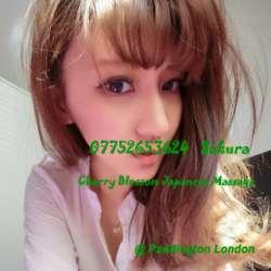 Sakura from Kensington and Chelsea Japanese - Independent Masseuse