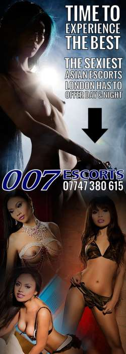 007 Escorts Mayfair Escort agency, 847
