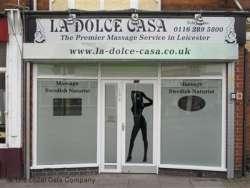 The new la dolce casa Massage Parlour - East Midlands