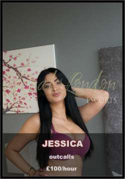 Jessica Central London  Female escort, Real London Escorts, 83678