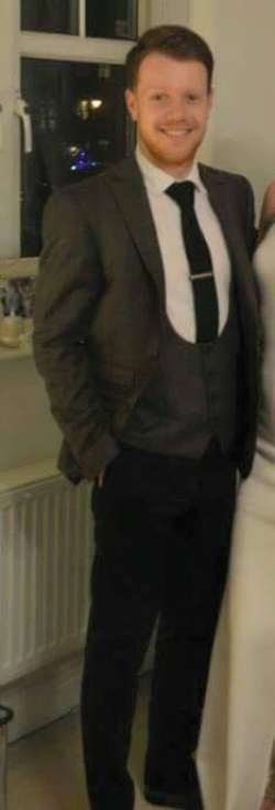 Christopher Winter from Kingston upon Hull English - Male Escort