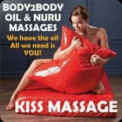 KISS MASSAGE Massage Parlour - Greater London