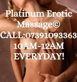 Platinum Erotic Massage from City Of London  - Massage Parlour