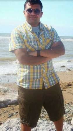 DAN from Harrow Indian - Male Escort