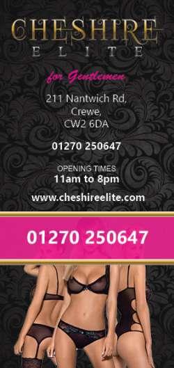 Cheshire Elite Massage Parlour - North West