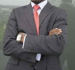 Luke (Black Exec Gent) from Birmingham English - Male Escort