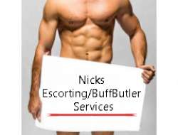 The BuffButler from Great Yarmouth English - Male Escort
