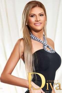 Moon Bayswater East European Female escort, Diva Escort Agency London