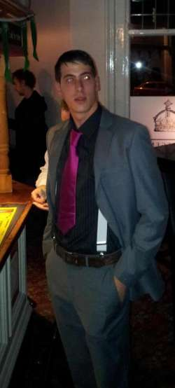 Robert from Harrogate English - Male Escort